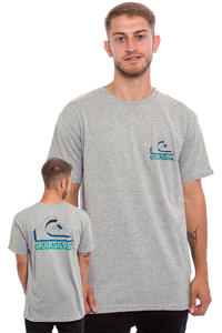 Quiksilver Classic All In T-Shirt (athletic heather)