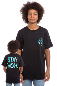 Quiksilver AM Stay High T-Shirt (black)