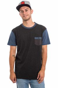 Quiksilver Baysic Pocket T-Shirt (anthracite heather)
