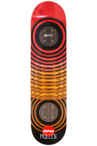 "Almost Mullen OG Trans Rings Impact 7.75"" Deck (orange)"