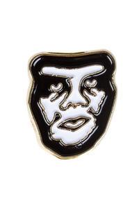 Obey Creeper Pin Acc. (white)