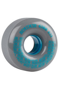 Remember Peewee 62mm 82A Rollen (charcoal) 4er Pack