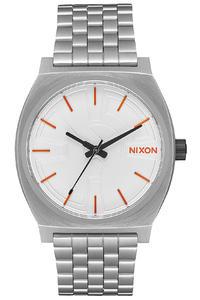 Nixon x Star Wars BB-8 The Time Teller Uhr (silver orange)