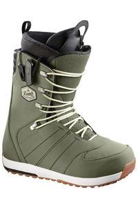 Salomon Launch Lace Boot 2016/17 (turf green black)