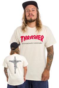Thrasher Resurrection T-Shirt (natural)