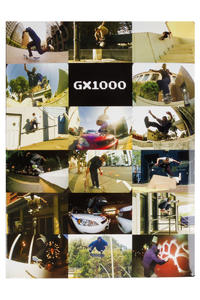 Thrasher GX1000 DVD