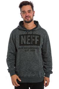 Neff New World Hoodie (charcoal heather)