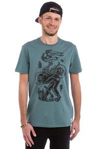 Element x Timber! Dead Wait T-Shirt (dark slate)