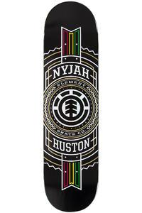 "Element Huston Rasta Stamp 8"" Deck (black)"