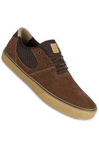 éS Accel SQ Shoe (brown gum)