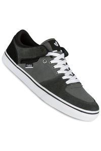 DVS Torey Low Suede Shoe (black grey)