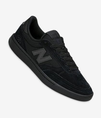 valor escarcha Convertir  New Balance Numeric 440 Shoes (black white) buy at skatedeluxe