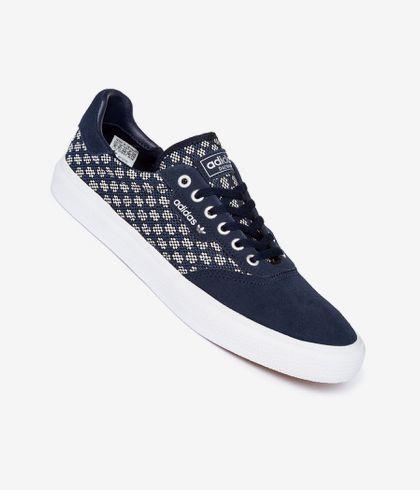 escritura almacenamiento ficción  adidas Skateboarding 3MC Daewon Shoes (blue) buy at skatedeluxe