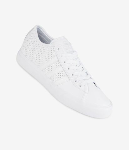 adidas Skateboarding Matchcourt RX Shoes (white light solid grey gum)