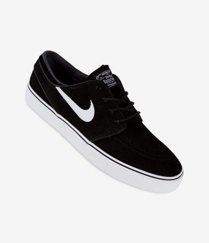 Nike Sb Zoom Stefan Janoski Og Shoes Black White Gum Light Brown Buy At Skatedeluxe