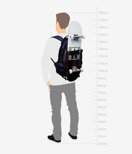 letal hombro Deformar  Nike SB RPM Backpack 26L (black laser blue) buy at skatedeluxe