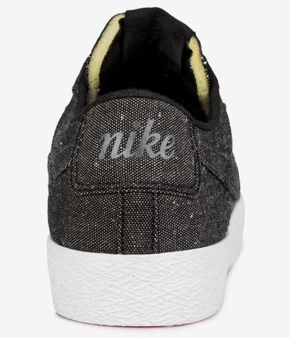 Paine Gillic maquinilla de afeitar Oscuro  Nike SB Zoom Blazer Low Canvas Deconstructed Shoes (black black anthracite)  buy at skatedeluxe