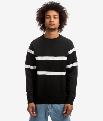 Nike SB Everett Sweatshirt (black black white)